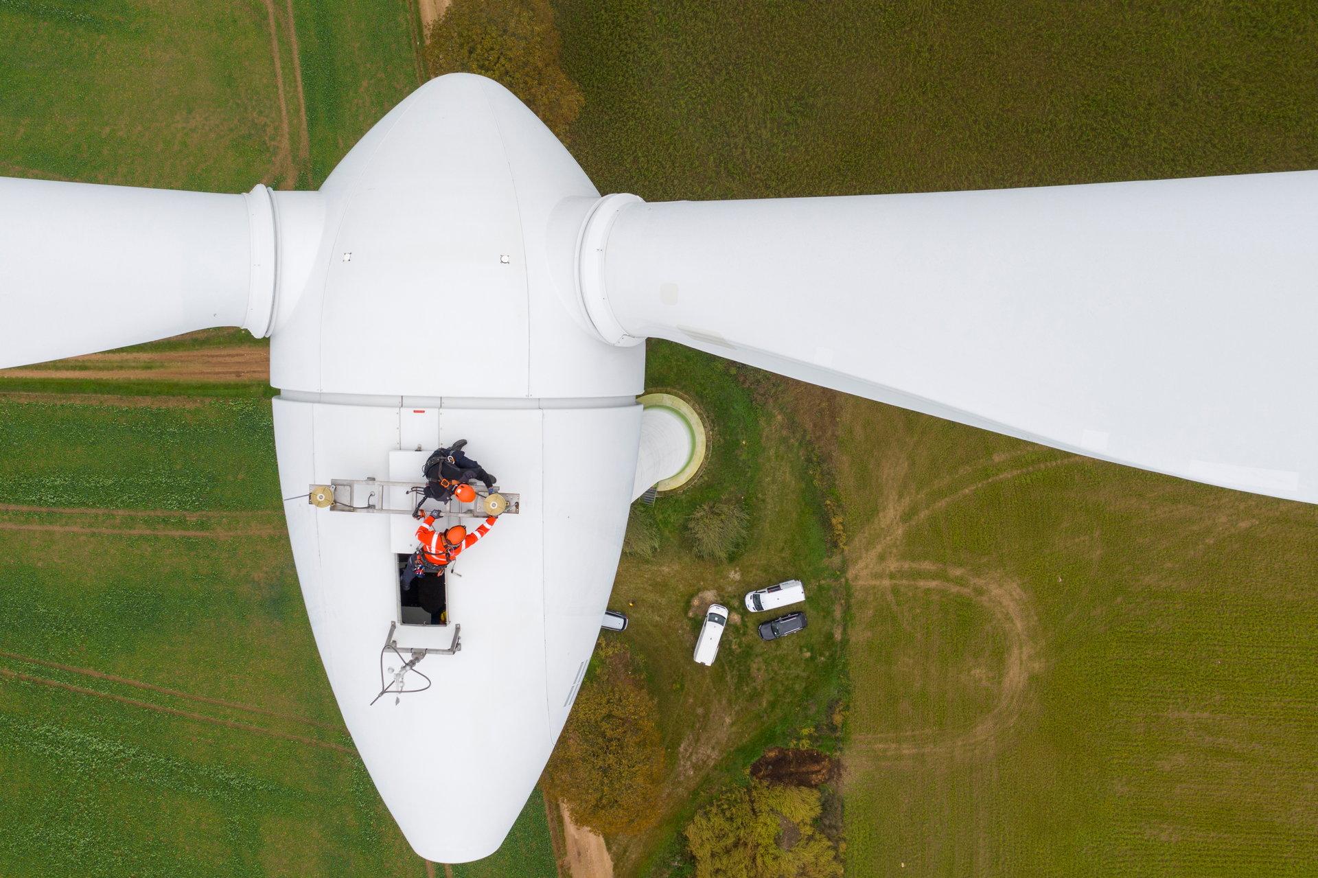 Windenergie Service